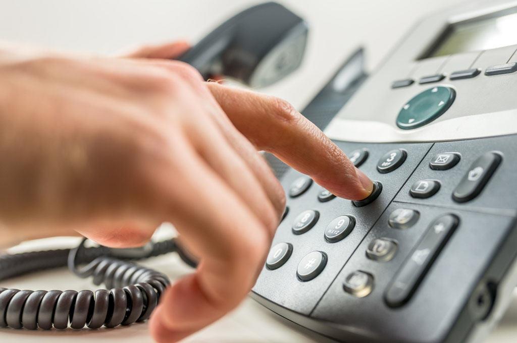 Ochrona danych a udzielanie informacji przez telefon